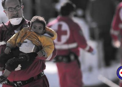 Τομέας Σαμαρειτών ,Διασωστών και Ναυαγοσωστών Ομάδα Διάσωσης Επιχείρηση απόβασης μεταναστών, Ιεράπετρα 2014