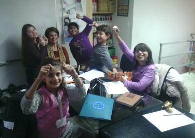 """Δημιουργική Ομάδα """" Εικόνες και Ιδεογράμματα"""" - Δίκτυο για τα Δικαιώματα του Παιδιού"""