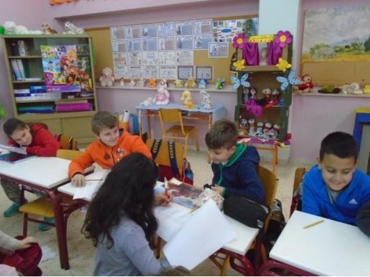Έρευνα στο 2ο Δημοτικό Σχολείο Αλιάρτου για τις διατροφικές συνήθειες των μαθητών