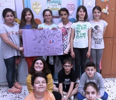Το 6ο Δημοτικό Σχολείο Πτολεμαΐδας επισκέφτηκε το Ειδικό Δημοτικό Σχολείο και Νηπιαγωγείο της περιοχής