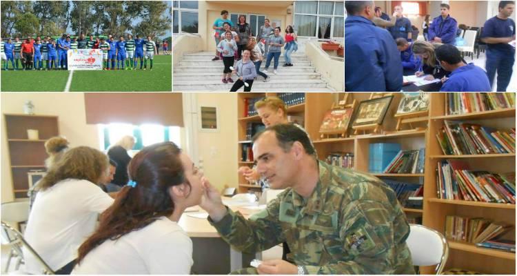 Σχεδόν 300 άνθρωποι από τη Λήμνο έγιναν εθελοντές δότες μυελού των οστών
