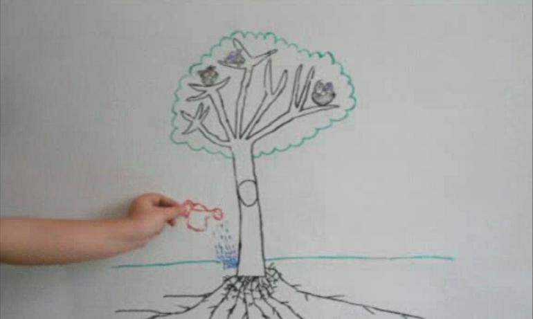 «Μια γωνιά για τα παιδιά, μια φωλιά για τα πουλιά» λένε οι μαθητές από το 1ο ΔΣ Θεσσαλονίκης