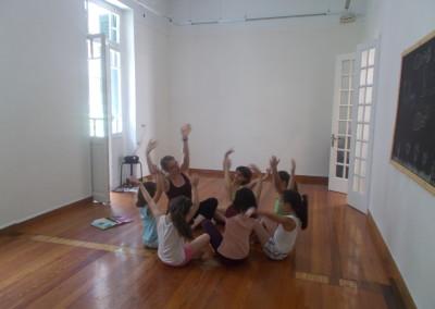"""""""Χορεύουμε με αφορμή ένα βιβλίο"""" - Δίκτυο για τα Δικαιώματα του Παιδιού"""