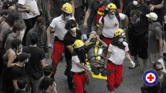 Τομέας Σαμαρειτών ,Διασωστών και Ναυαγοσωστών Ομάδα Διάσωσης Σύνταγμα, Αθήνα 2011