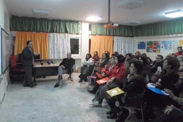Πρόγραμμα εθελοντισμού «Νοιάζομαι και Δρω» στο 13ο δημοτικό σχολείο Καλαμάτας
