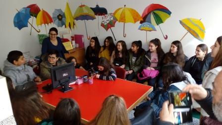 Οι μαθητές του Πειραματικού Γυμνασίου συναντούν την Αλληλεγγύη και τον Εθελοντισμό στην πόλη του Ρεθύμνου