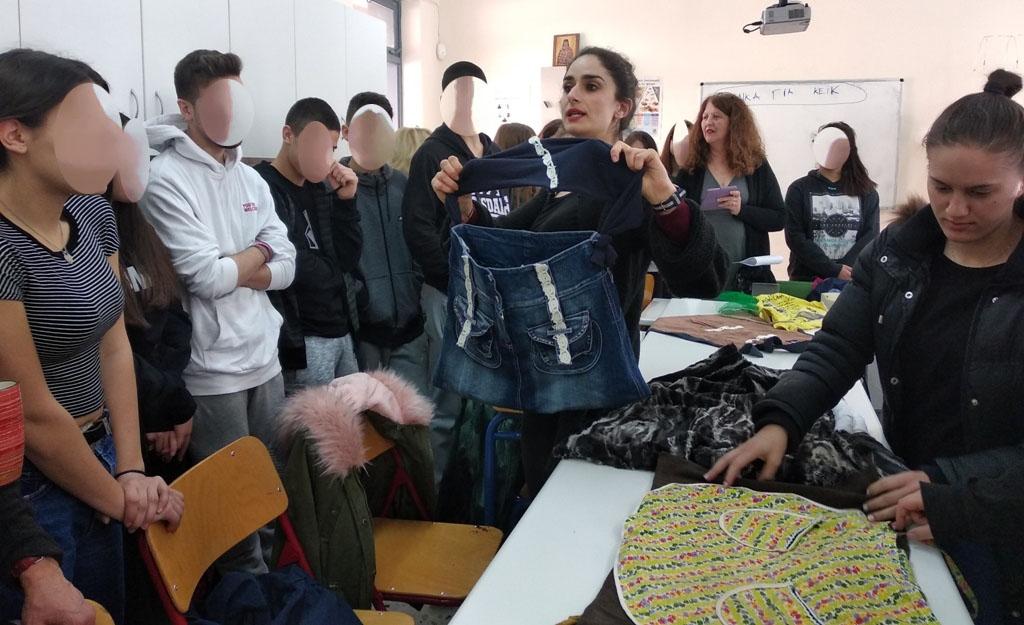 Συνεκπαίδευση μεταξύ ΕΝ.Ε.Ε.ΓΥ-Λ Αγίας Παρασκεύης και για Κωφούς – Βαρύκοους μαθητές με το 4ο Γυμνάσιο Αγίας Παρασκεύης