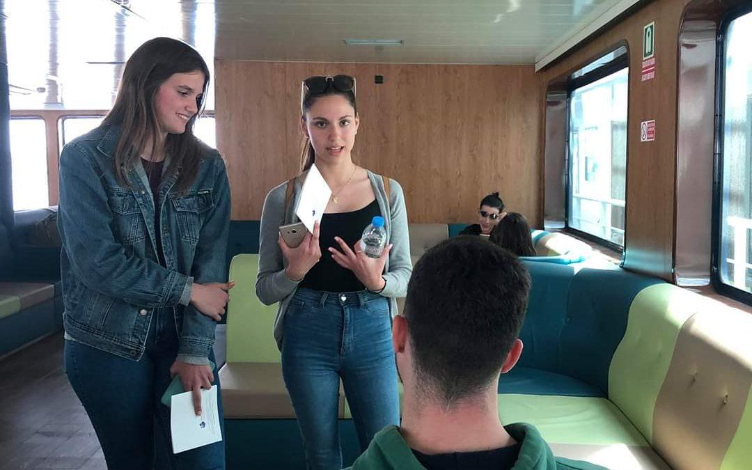 Οι μαθητές του 27ου ΓΕΛ Αθηνών γίνονται εθελοντές για τη δωρεά μυελού των οστών