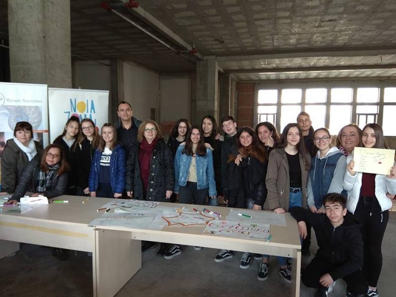 Η όμορφη είδηση της ημέρας: Πιο κοντά στη δημιουργία του το Παλαιοπωλείο των Αστέγων