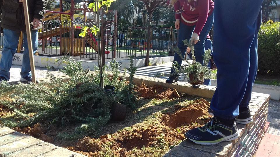 Το Ενιαίο Ειδικό Επαγγελματικό Γυμνάσιο – Λύκειο Αγίας Παρασκευής προστατεύει το περιβάλλον στη Σχολική Εβδομάδα Εθελοντισμού