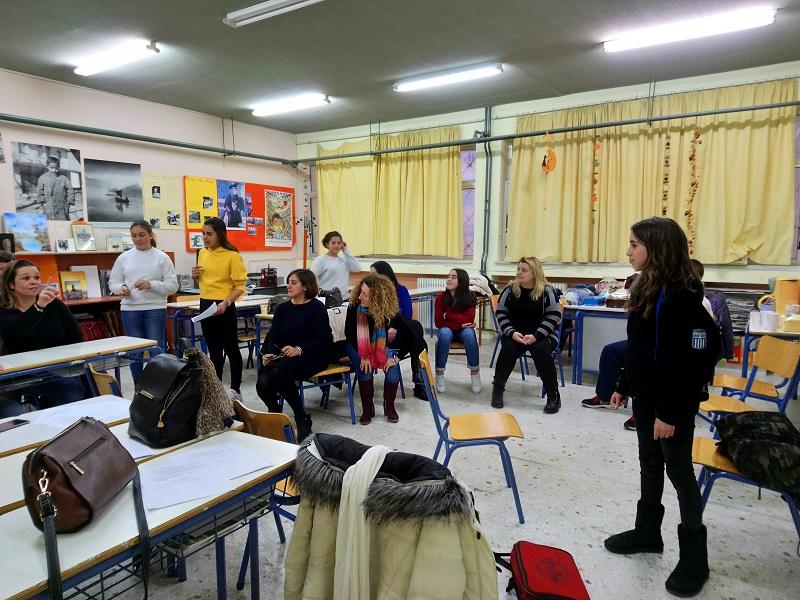 Γονείς που Νοιάζονται και Δρουν στο 3ο Γυμνάσιο Αχαρνών