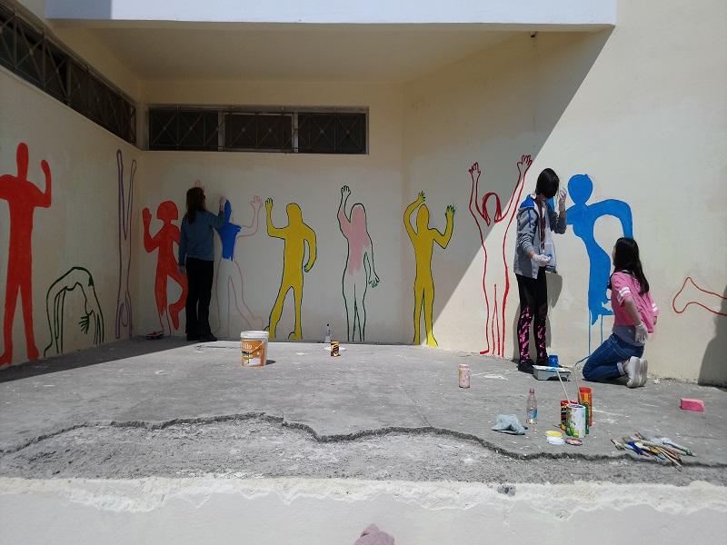 Το 3ο Γυμνάσιο Αχαρνών γιορτάζει τη Σχολική Εβδομάδα Εθελοντισμού!