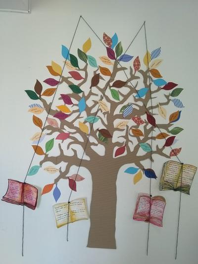 """Ένα δέντρο φιλίας και γνώσης """"φύτρωσε"""" στο 52ο Δημοτικό Σχολείο Πάτρας!"""