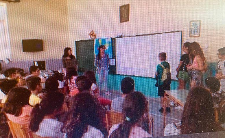 Οι 'δάσκαλοι' του εθελοντισμού!