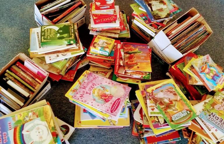 Η δράση «Ένα Βιβλίο για Όλους, no2» δημιούργησε Παιδική βιβλιοθήκη στο Νοσοκομείο Σερρών!