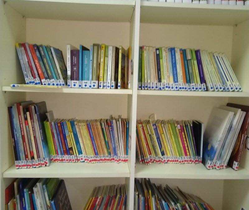 52o Δημοτικό Σχολείο: Έναρξη λειτουργίας της Σχολικής Βιβλιοθήκης