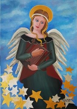 """Δωρεά πίνακα στο Νοσοκομείο """" Έλενα Βενιζέλου"""""""