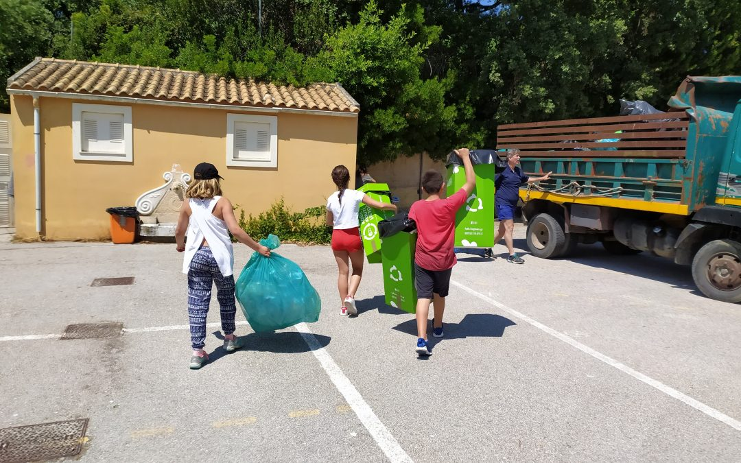 «Συμμετοχή στο Σχολικό Μαραθώνιο «Πάμε Ανακύκλωση»
